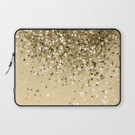 Cali Summer Vibes Lady Glitter #1 #shiny #decor #art #society6 Laptop Sleeve