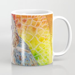 Lakshmi's Vahana ( Bird Whisperer Project Owl ) Coffee Mug