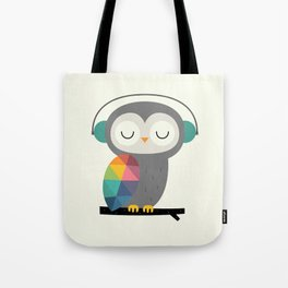 Owl Time Tote Bag