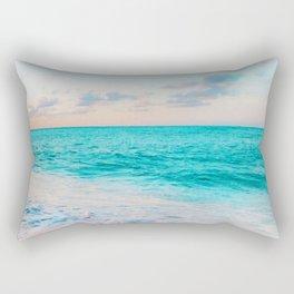Ocean Bliss #society6 #society6artprint #buyart Rectangular Pillow