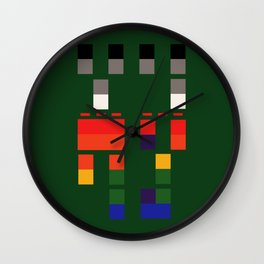 I Will Try To Fix You Wall Clock