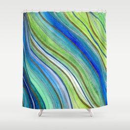 Beautiful Briney Shower Curtain