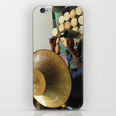Floating Market iPhone & iPod Skin