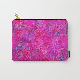 Tropical Pink 2017 Hideaway Carry-All Pouch