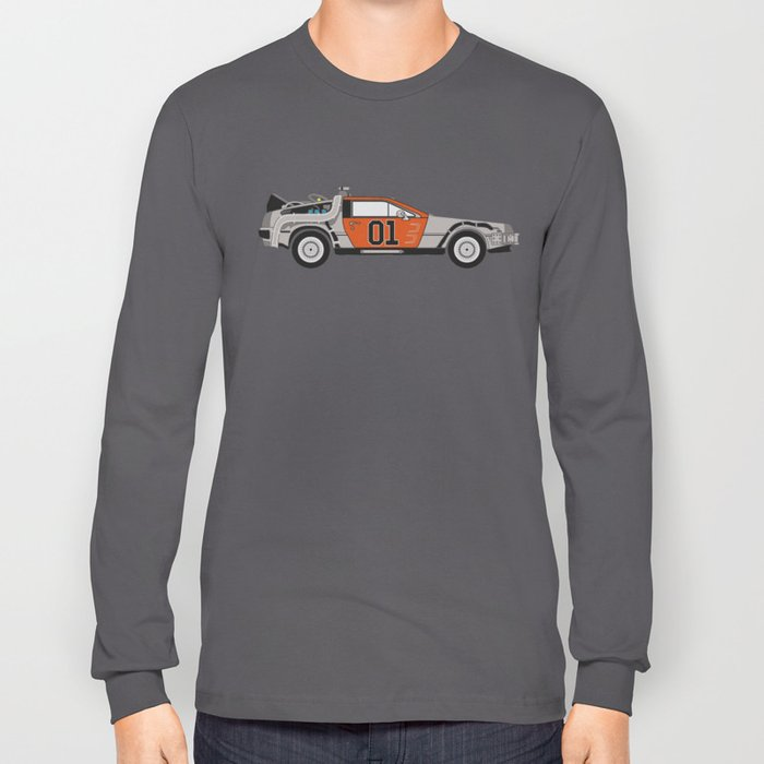 Back to the Body Shop Long Sleeve T-shirt