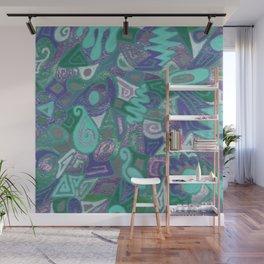 Dru Wall Mural