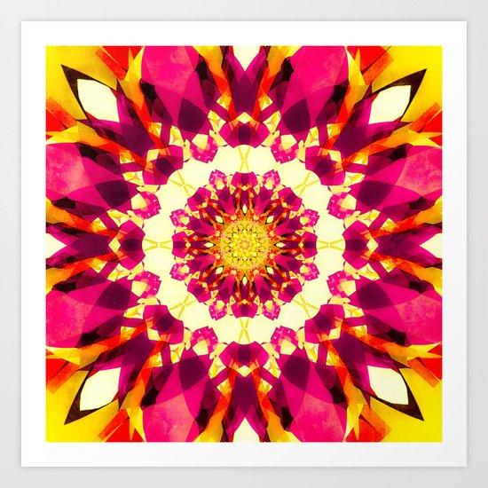 KLESHA II Art Print