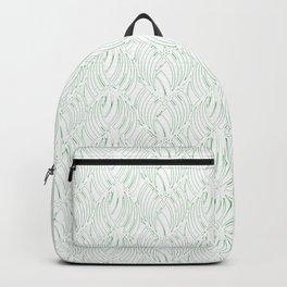 Green Frenzy Backpack