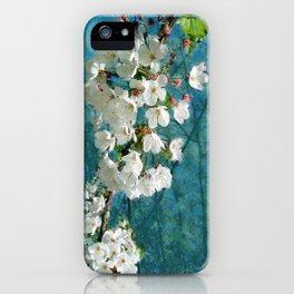 Blossom Textured iPhone Case