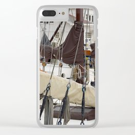 Veerhaven Rotterdam Clear iPhone Case
