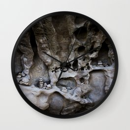 Cairns, Arches National Park, Utah Wall Clock