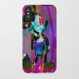 Mickey M. (1) iPhone Case