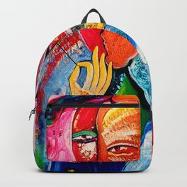 The Muse of Composer Backpack