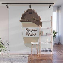 Coffee Fiend Wall Mural