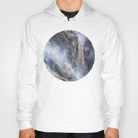 geology Hoodies featuring The magnificent Barron Falls by Wendy Townrow
