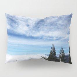 Cloudy Day in Lake Arrowhead Pillow Sham