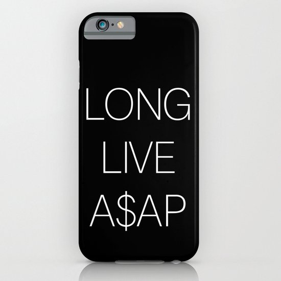 asap rocky iPhone & iPod Case