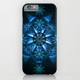 Anasazi Star Mandala Meditation Print iPhone Case