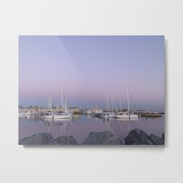 Fremantle boats Metal Print