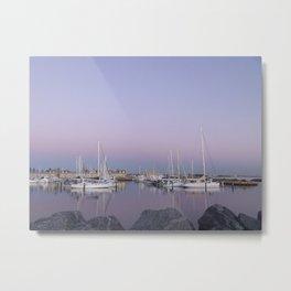 Fremantle boats Metal Print