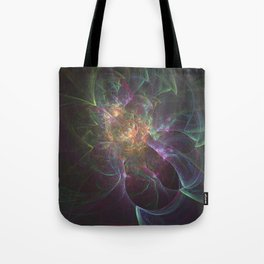 Lazy Paint Splatters Tote Bag