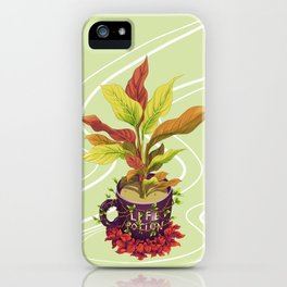 Life Potion iPhone Case