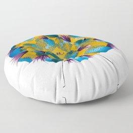 Poofy Perroshki Floor Pillow
