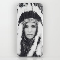navajo iPhone & iPod Skins featuring Navajo by Jamie de Leeuw