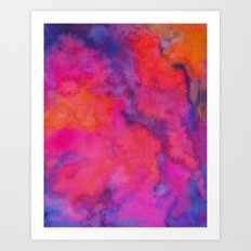 Improvisation 30 Art Print