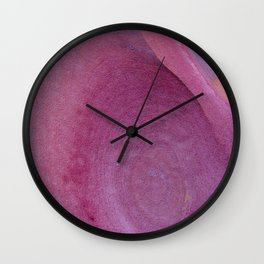 Natural Sandstone Art, Valley of Fire - IV Wall Clock