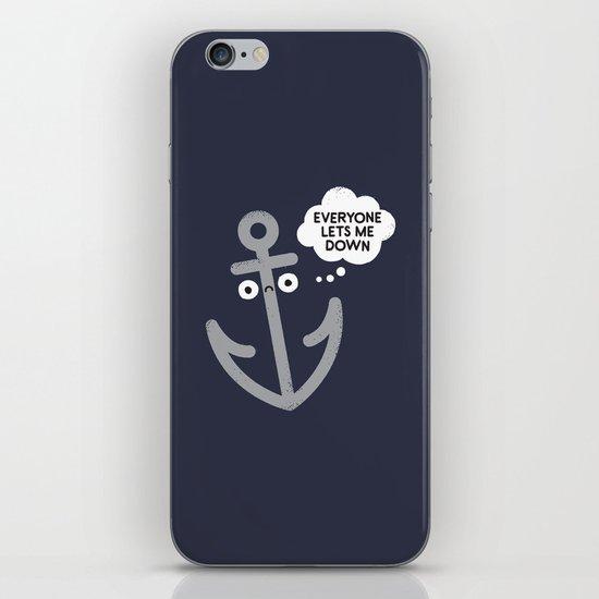 That Sinking Feeling iPhone & iPod Skin