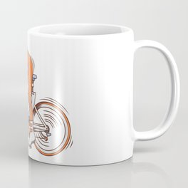 All I wanna do is bicycle Coffee Mug
