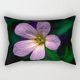 Pretty pink detail Rectangular Pillow