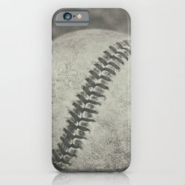 Our Favorite Past Time iPhone Case
