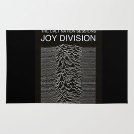 Joy Division Unknown Pleasures Shes Lost Control 1979 Rug