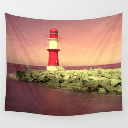 Lighthouse I Wall Tapestry