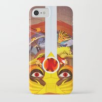 thundercats iPhone & iPod Cases featuring HO by modHero