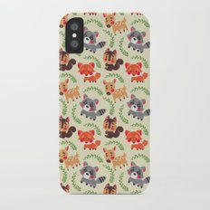 The Happy Forest Friend Slim Case iPhone X