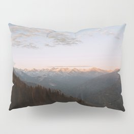 THE GREAT WESTERN DIVIDE Pillow Sham