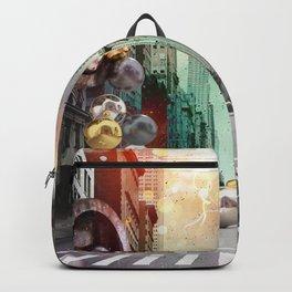 New York City Spill Backpack