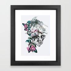 Momento Mori Rev V Framed Art Print