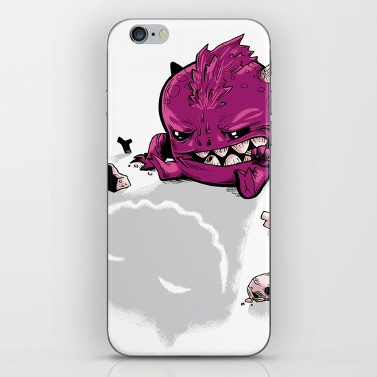 Little Guy iPhone & iPod Skin