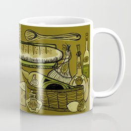 My Mid-Century Kitchen Coffee Mug
