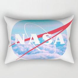 NASA Fly High Rectangular Pillow