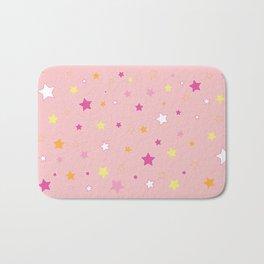 Little stars Bath Mat