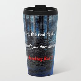 Blue Ice Travel Mug