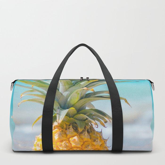 Aloha Pineapple Beach Kanahā Maui Hawaii Duffle Bag