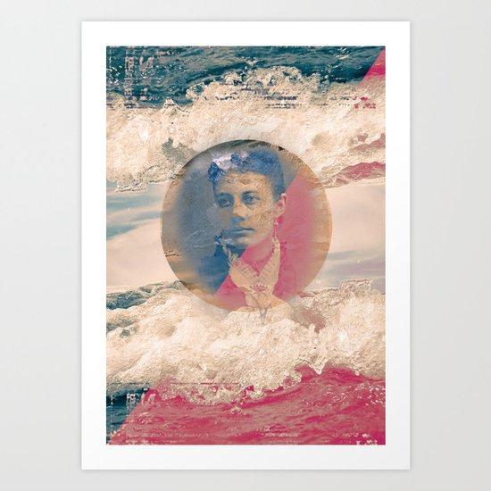 se-a- Art Print