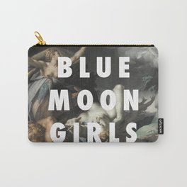 Blue Moon Grrls Carry-All Pouch
