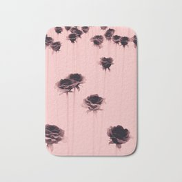 Poisoned garden Bath Mat